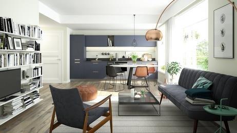 Vendita appartamento Annemasse 360000€ - Fotografia 1