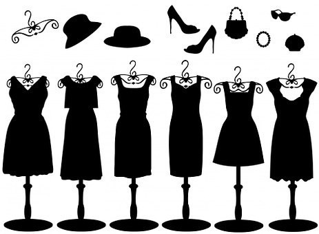 Vêtement chaussure