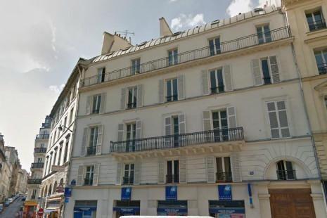 Rental office Paris 10ème 9392€ HT/HC - Picture 1