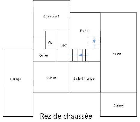 Sale house / villa Montlignon 547000€ - Picture 3