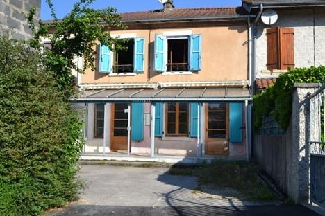Location maison / villa Bourgoin jallieu 700€ CC - Photo 1