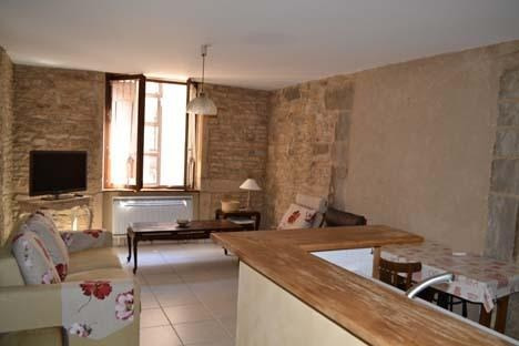 Rental apartment Bourgoin jallieu 550€ CC - Picture 1