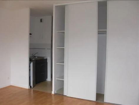 Location appartement Poitiers 360€ CC - Photo 1
