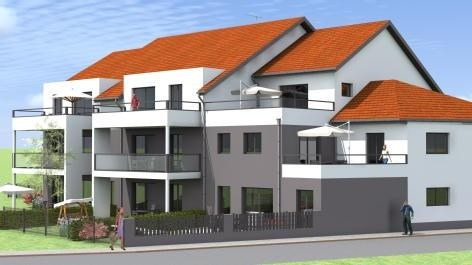Vendita appartamento Kolbsheim 208900€ - Fotografia 2