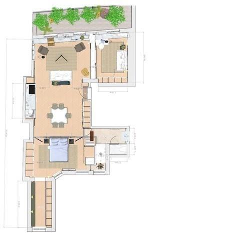 Deluxe sale loft/workshop/open plan Paris 9ème 1440000€ - Picture 9