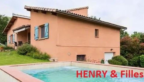 Sale house / villa Samatan 208500€ - Picture 1