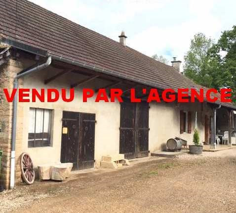 Vente maison / villa Cuisery 5 mns 100 000€ - Photo 1