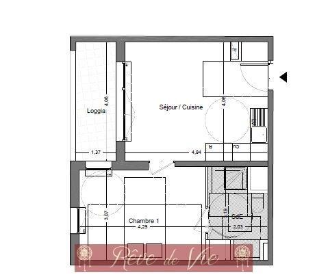 Sale apartment Le lavandou 188000€ - Picture 2