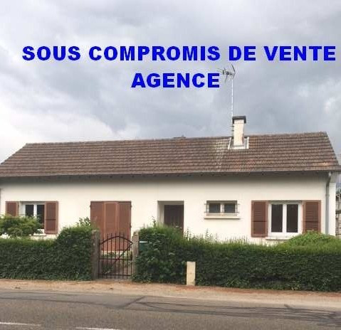 Sale house / villa Cuisery 127200€ - Picture 1