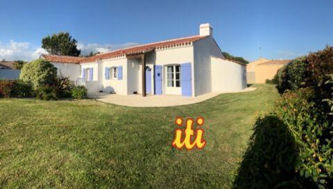Sale house / villa Talmont st hilaire 367000€ - Picture 1