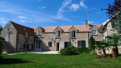 Sale house / villa Montfort l amaury 980 000€ - Picture 1