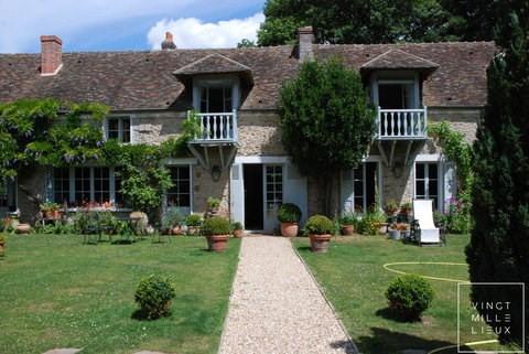 Vente de prestige maison / villa Montfort-l'amaury 1460000€ - Photo 2