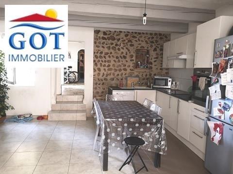 Vente maison / villa Pia 110000€ - Photo 2