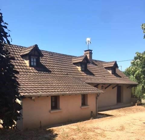 Sale house / villa Baudrieres 109000€ - Picture 2