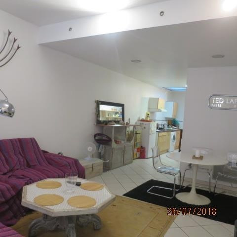 Rental apartment Bordeaux 860€ CC - Picture 1