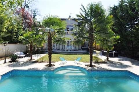 Vente maison / villa La varenne saint hilaire 2990000€ - Photo 1