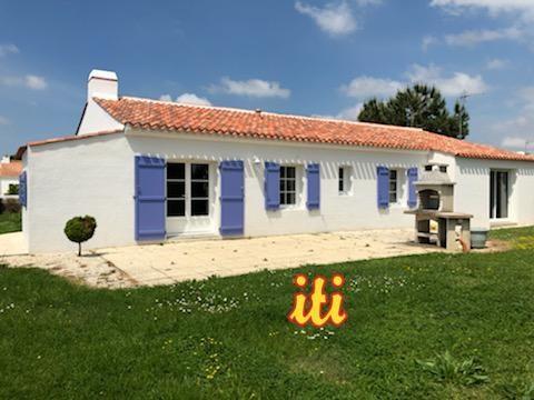 Sale house / villa Talmont st hilaire 367000€ - Picture 2