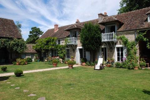 Vente de prestige maison / villa Montfort-l'amaury 1460000€ - Photo 1