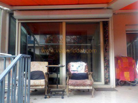 Verkauf auf rentenbasis wohnung Antibes 35000€ - Fotografie 3