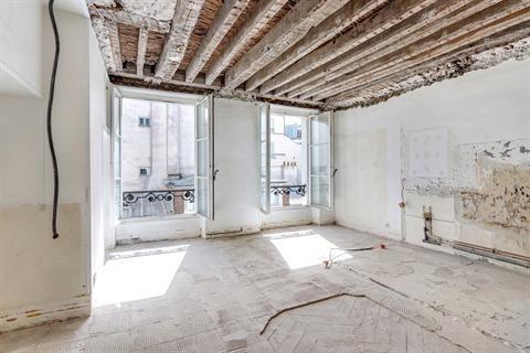 Vente appartement Paris 3ème 890000€ - Photo 3
