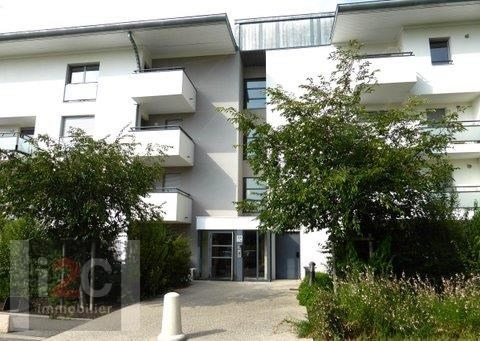 Location appartement Prevessin-moens 1 078€ CC - Photo 1