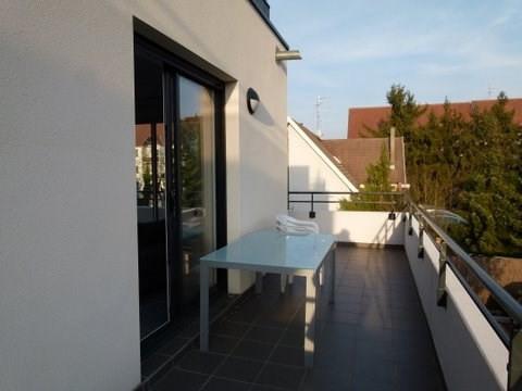 Rental apartment Pfastatt 750€ CC - Picture 2