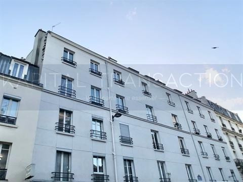 Sale apartment Paris 15ème 315 000€ - Picture 3