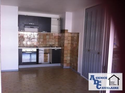 Life annuity apartment Cavalaire sur mer 69900€ - Picture 1