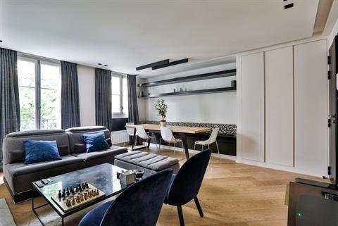 Vente appartement Paris 4ème 969000€ - Photo 1