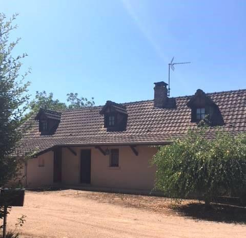 Sale house / villa Baudrieres 109000€ - Picture 1