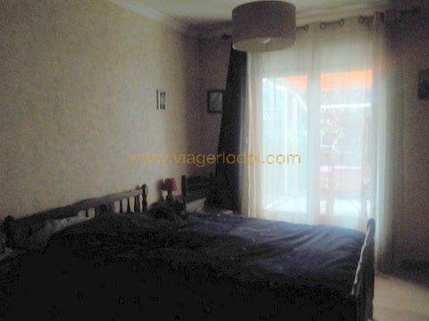 Verkauf auf rentenbasis wohnung Antibes 35000€ - Fotografie 8