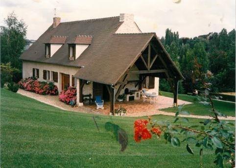 Vendita casa Montainville 499000€ - Fotografia 10