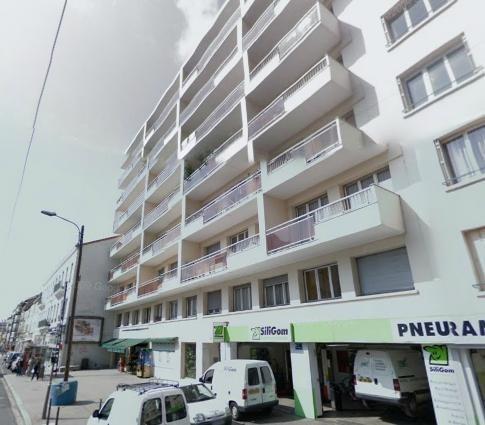 Rental apartment Villeurbanne 680€ CC - Picture 1