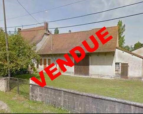 Vente maison / villa Cuisery 5 minutes 89 000€ - Photo 1