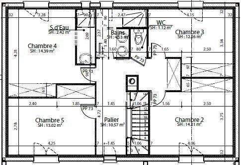Vente maison / villa Montfort l amaury 473800€ - Photo 6