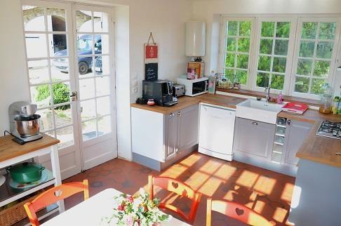 Vendita casa Longnes 370000€ - Fotografia 6