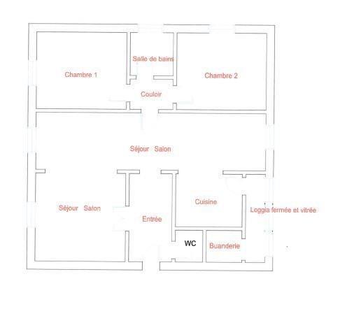 Vente appartement Strasbourg 278000€ - Photo 2