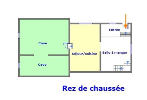 Vente maison / villa Saint-paul-en-forêt 170000€ - Photo 4