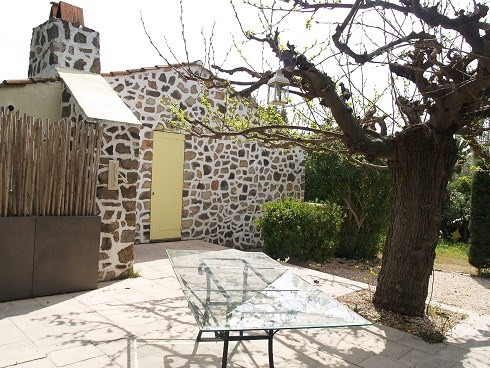 Location vacances maison / villa Les issambres 760€ - Photo 8