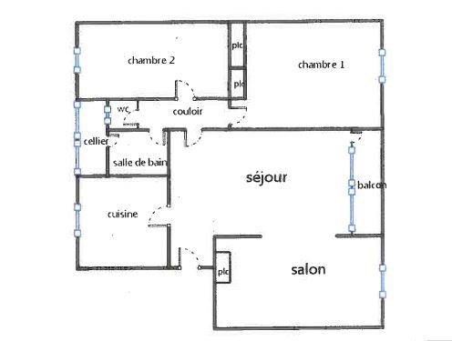 Vente appartement Mourenx 44000€ - Photo 4