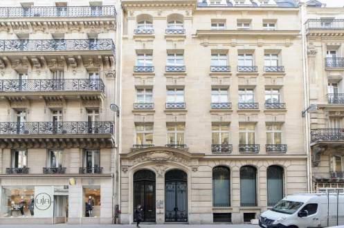 Location bureau Paris 9ème 12150€ HT/HC - Photo 1