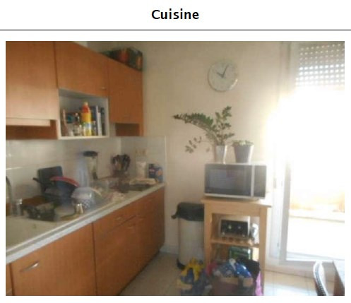 Rental apartment Lyon 8ème 768€ CC - Picture 3