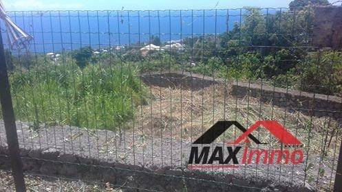Vente terrain Le piton st leu 213000€ - Photo 1