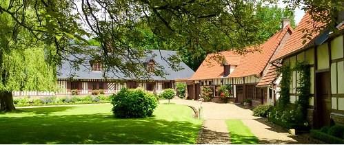 Verkoop van prestige  huis Bacqueville en caux 630000€ - Foto 1