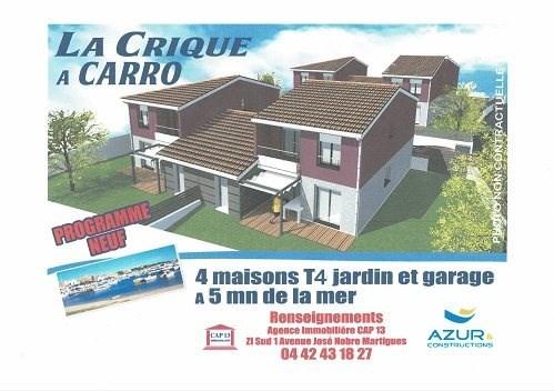 Vente maison / villa Carro 377000€ - Photo 1