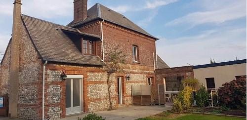 Sale house / villa Aubermesnil beaumais 163000€ - Picture 1