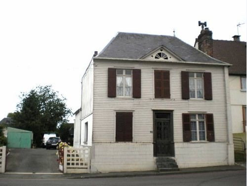 Sale house / villa Beaucamps le vieux 67 000€ - Picture 1