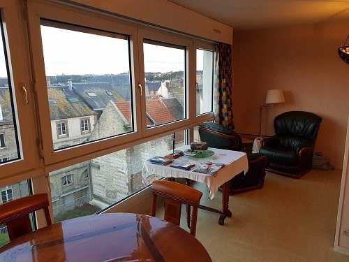 Sale apartment Dieppe 96 000€ - Picture 3