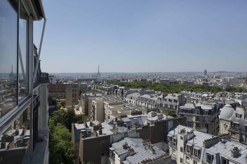 Deluxe sale apartment Paris 18ème 1430000€ - Picture 3