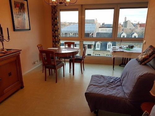 Sale apartment Dieppe 96 000€ - Picture 1